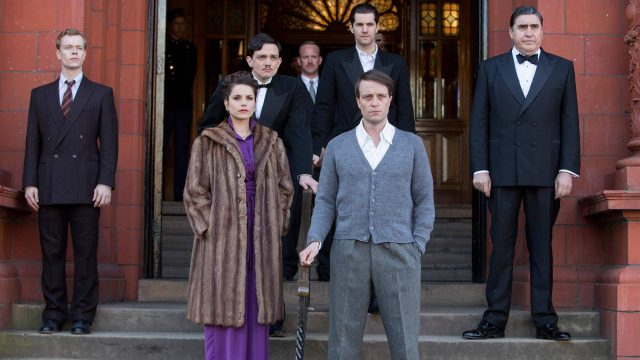 Endor Productions - Jim Surgess, Freddie Highmore, Charlotte Riley, Phoebe Fox, Alfred Molina, August Diehl, Alfie Allen in Stephen Poliakoff's Close to the Enemy