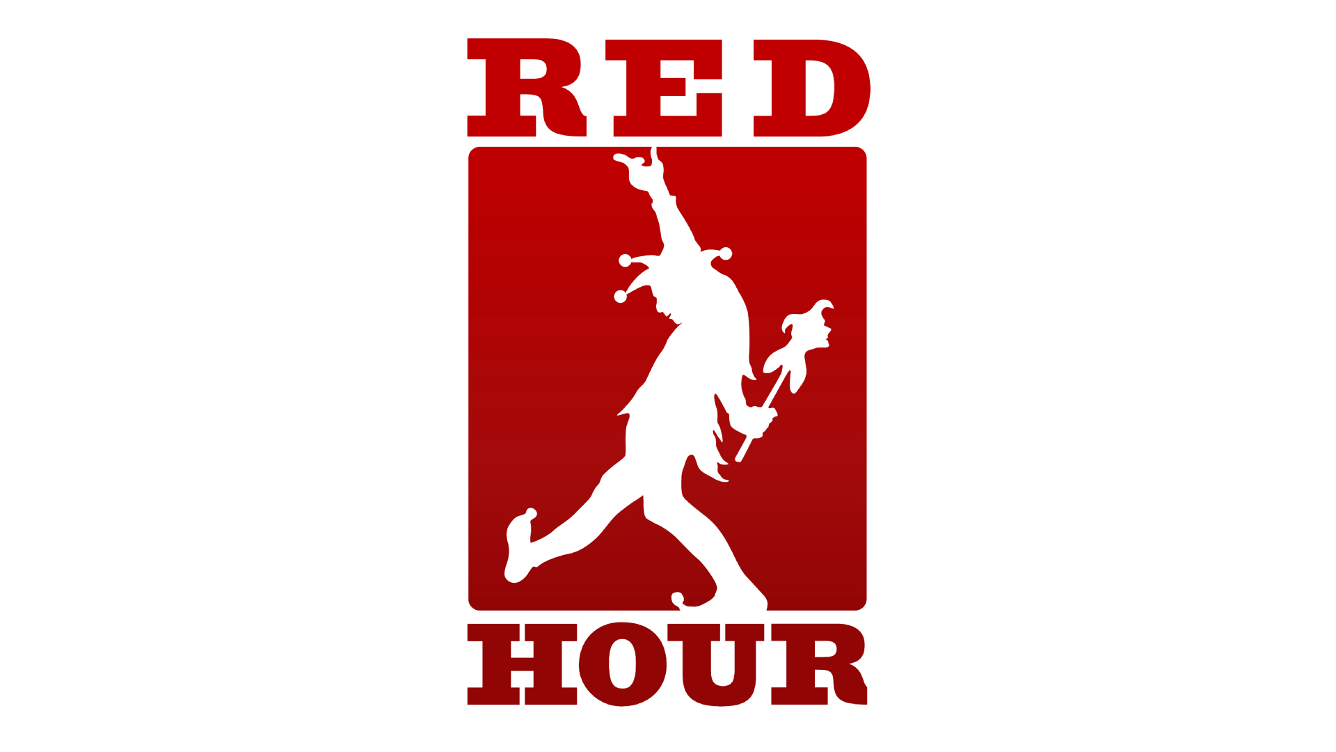 Plus One Red Hour Logo