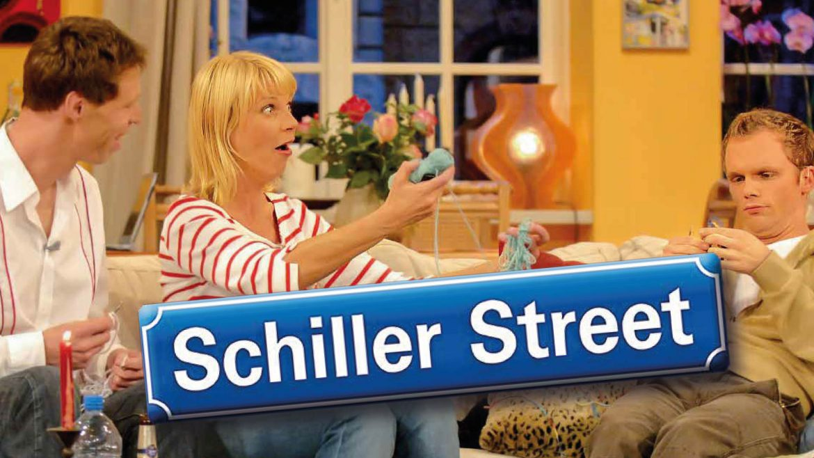 Schiller Street to air on Russian station Channel One – Red Arrow
