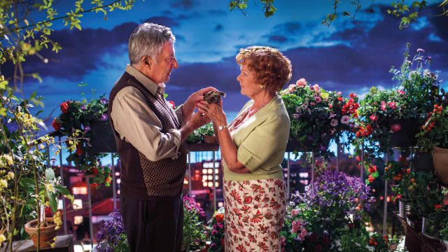 Endor Productions - Dustin Hoffman and Judi Dench in Roald Dahl's Esiot Trot