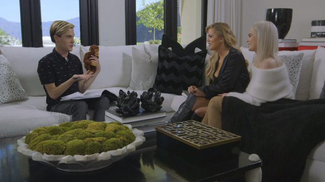 44 Blue Productions Hollywood Medium with Tyler Henry Khloe Kardashian Kylie Jenner
