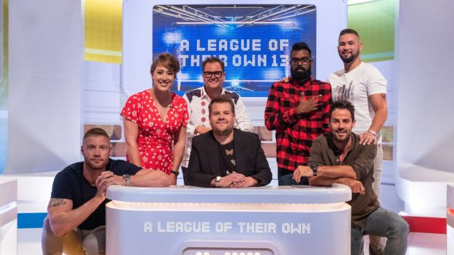 ALOTO James Corden Romesh Raganathan CPL Productions Red Arrow Studios