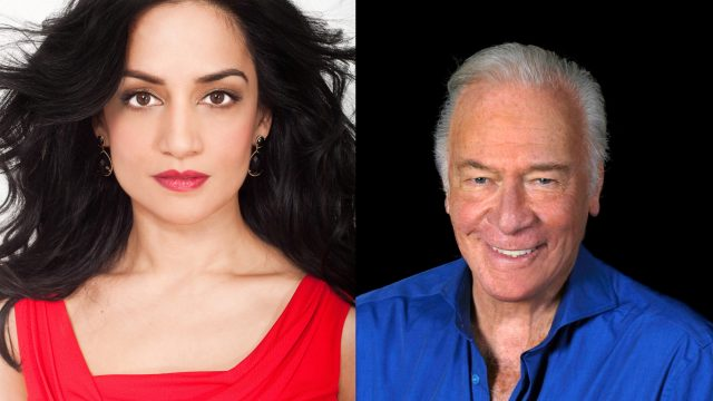 Archie Panjabi Christopher Plummer Red Arrow Studios International Departure