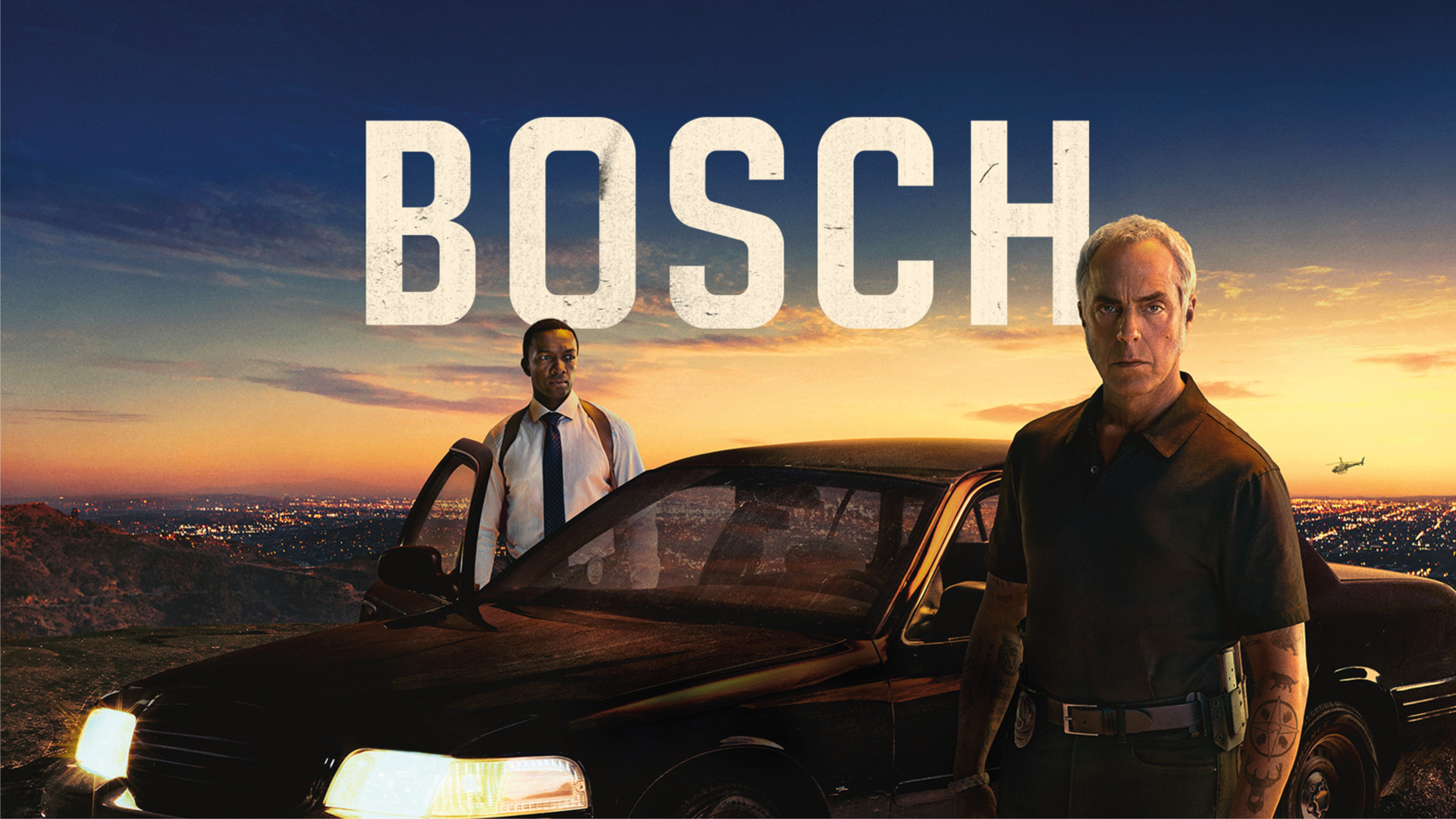 Bosch Titus Welliver Fabrik Entertainment Red Arrow Studios Amazon Michael Connelly