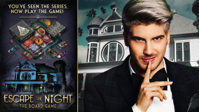 Escape the Night Joey Graceffa