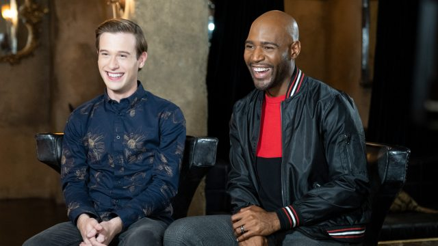 Hollywood Medium with Tyler Henry Karamo Brown