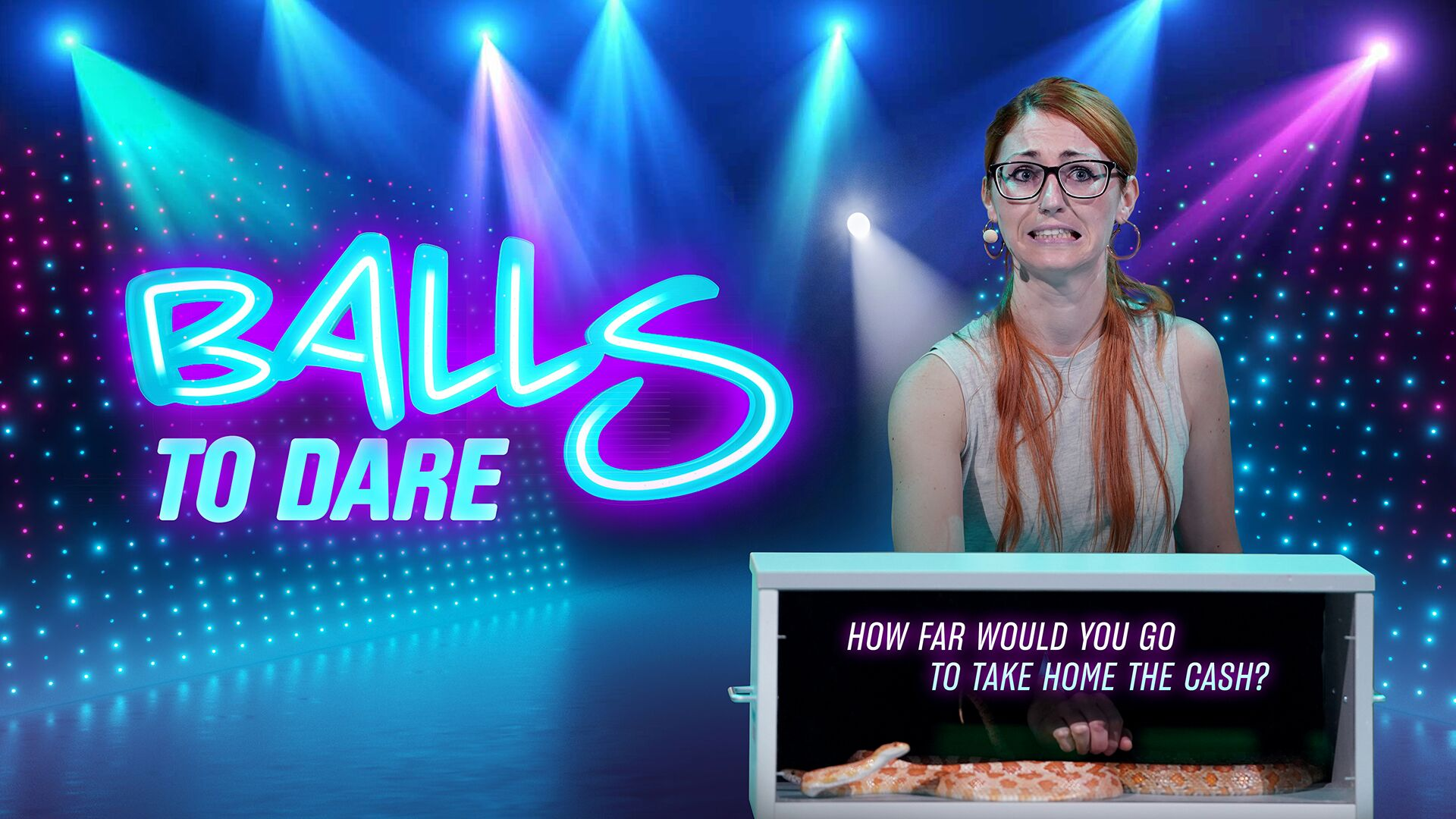 Balls to Dare Red Arrow Studios International Redseven Entertainment