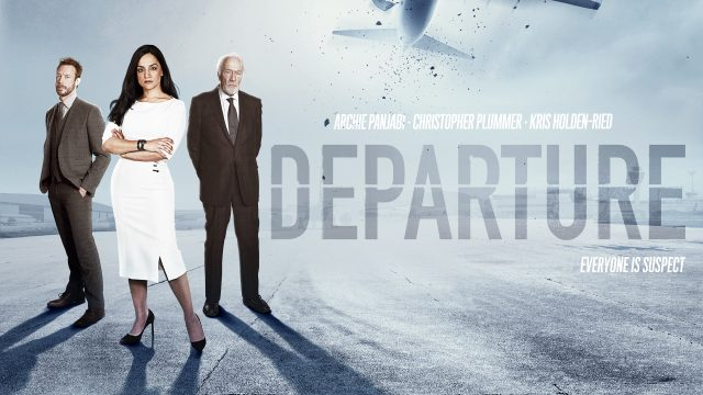 Departure Red Arrow Studios International Archie Panjabi Christopher Plummer Kris Holden Reid