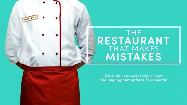 The Restaurant That Makes Mistakes Red Arrow Studios CPL Productions