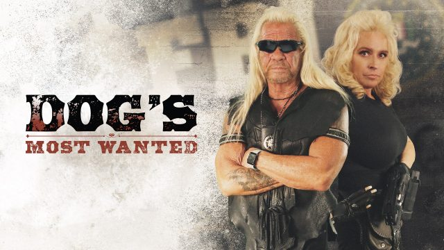Dog's Most Wanted Duane Dog Chapman and Beth Chapman