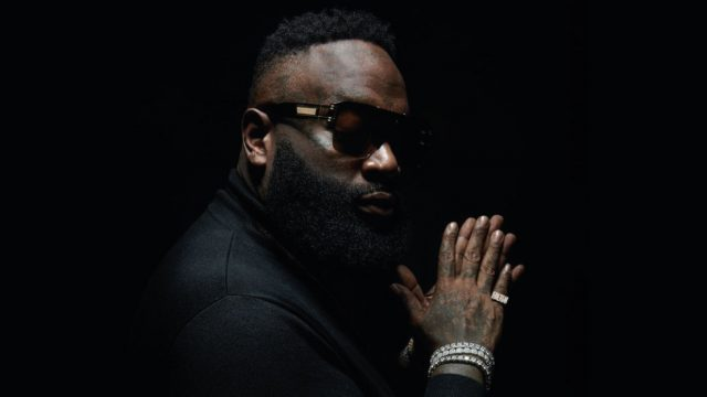 Half Yard Productions Rick Ross Red Arrow Studios