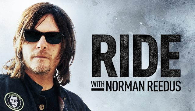 Ride with Norman Reedus - LeftRight