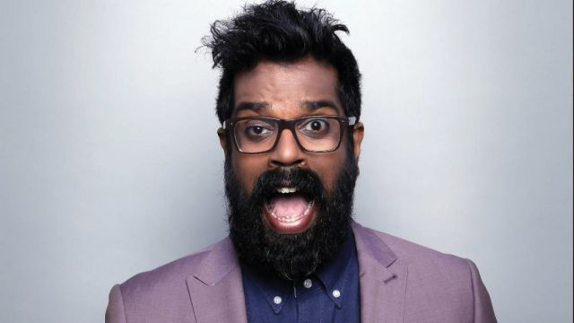 Romesh Ranganathan Red Arrow Studios CPL Productions