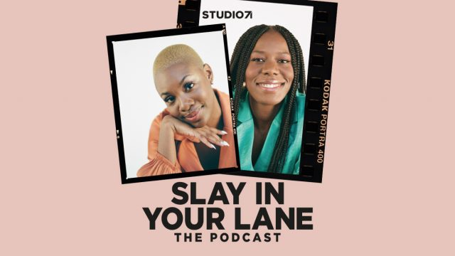 Yomi Adegoke and Elizabeth Uviebinené Slay in Your Lane Studio71 Podcast