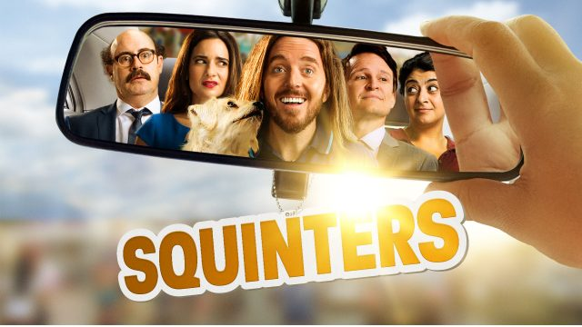Squinters Red Arrow Studios International Tim Minchin Jackie Weaver Trent O'Donnell Adam Zwar