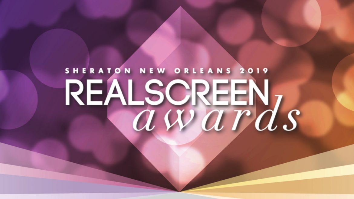 Realscreen Awards 2019